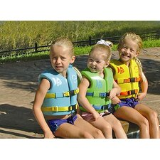 Medium USCG Approved Child's Vinyl Vest