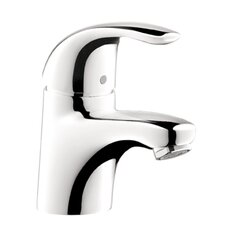IP E Single Handle Single Hole Kitchen Faucet with No Pop-Up