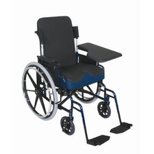 Flip-Up Half Wheelchair Lap Tray