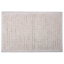 Knitted Chenille Bath Mat