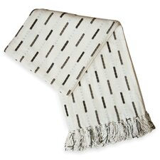 City Chenille Viscose Throw