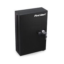 Steel 28-Key Lock Commercial Cabinet
