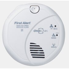 OneLink Enabled Smoke and Carbon Monoxide Alarm