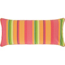 July Stripe Double Boudoir Pillow