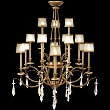 Monte Carlo 15 Light Chandelier