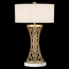 "Allegretto Gold 32"" 1 Light Table Lamp"