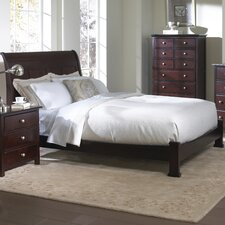 Fancy Online Shopping For Cresent Furniture Murray Hill Platform Sleigh Bedroom Collection