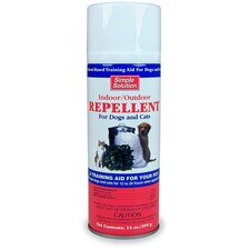 Indoor / Outdoor Repellent for Dogs and Cats - 14 oz.