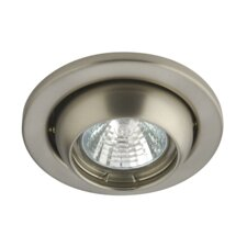 Low Voltage Eyeball Downlight with Bridge