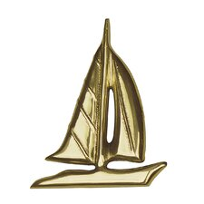 Sailboat Medallion