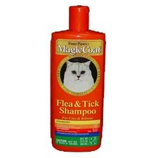 Magic Coat Flea and Tick Shampoo for Cats
