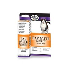 Ear Mite Remedy Cats - 0.75 oz.