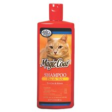 Cat Magic Coat Flea and Tick Shampoo - 12 oz.