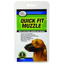 Dog Quick Fit Muzzle