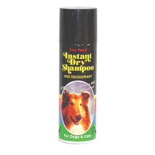 7 oz. Dog Instant Dry Shampoo and Deodorant