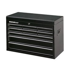 9 Drawer Top Chest with Ball Bearing Slide