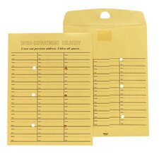 "Inter Department Envelope, Sub 28, 10""x13"", Kraft"