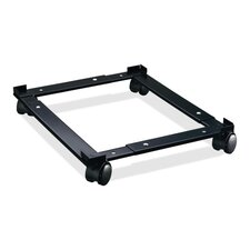 "File Caddy, Adjustable, 11-3/8""x16-5/8""x4"", Black"