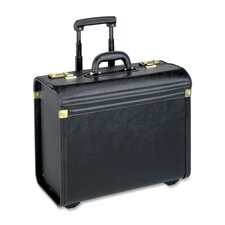 Rolling Laptop Catalog Luggage Case