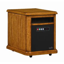 Williams 1,500 Watt Infrared Cabinet Power Space Heater with Adjustable Thermostat
