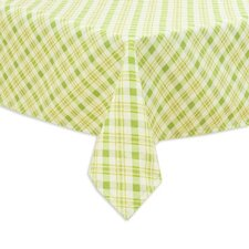 Chit Chat Dill Hemmed Tablecloth