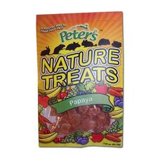 Peters Nature Treats Papaya