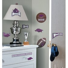Arkansas Razorbacks Peel and Stick Wall Decal