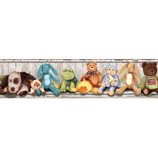 Studio Designs Cuddle Buddies Wall Border