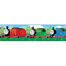 Licensed Designs Thomas and Friends Wall Border