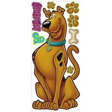 Scooby Doo Giant Wall Decal