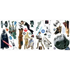 Star Wars Classic Peel and Stick Wall Decal