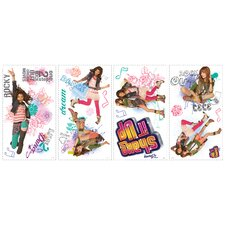 Shake it Up Peel and Stick Wall Decal