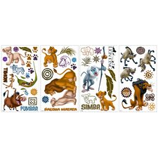 The Lion King Peel and Stick Wall Decal