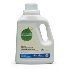 150 Ounce Natural 2X Concentrate Laundry Liquid Detergent