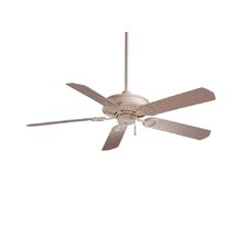 "54"" Sundowner 5 Blade Indoor / Outdoor Ceiling Fan"