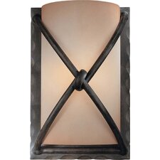 Aspen II 1 Light Wall Sconce