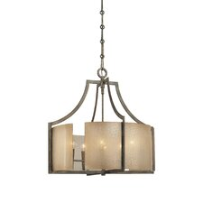 Clarte 6 Light Chandelier