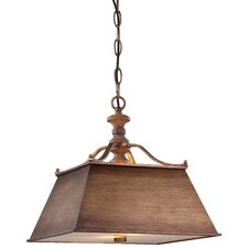 Abbott Place 2 Light Pendant