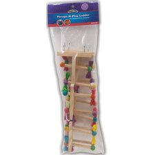 Forage-N-Play Ladder Bird Cage