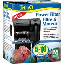5 To 10 Gallon Aquarium Power Filter