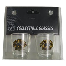 NHL Shot Glass Cup (2 Pack)