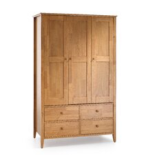 Grace 3 Door Wardrobe