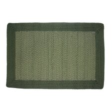 Border Tweed Rug