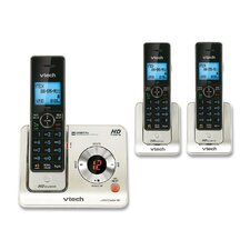 LS6425-3 Cordless Phone with Call Waiting