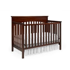 Lauren Classic 4-in-1 Convertible Crib Set