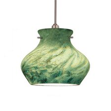 Moss Quick Connect Monopoint Pendant Shade in Green