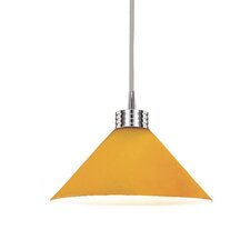 Contemporary 1 Light Lisa Track Pendant