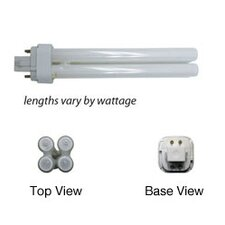 CFL Lamp G24Q Base 13W 00K