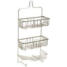 Shower Caddy in Brushed Nickel