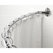 Adjustable Curved Shower Rod